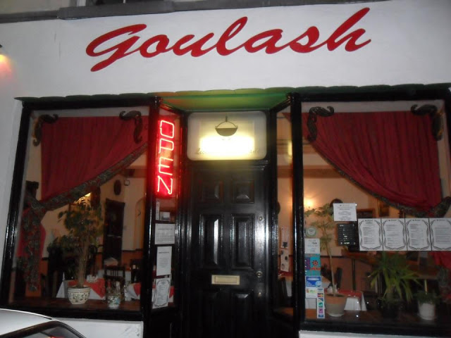 Goulash Restaurant